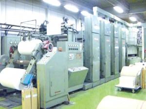 印刷工場イメージ